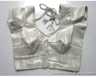 Shimmer Blouse Teera Style Sleeves